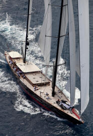 Exclusive Classic Yacht pictures by Jean Jarreau